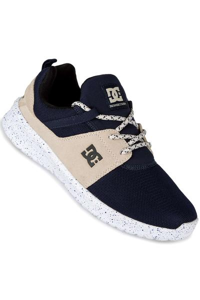 DC Heathrow SE Schuh (navy white)