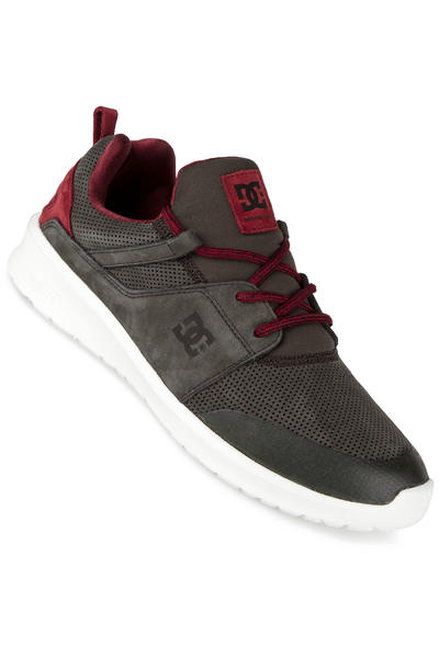 DC Heathrow Prestige Shoe (grey red)