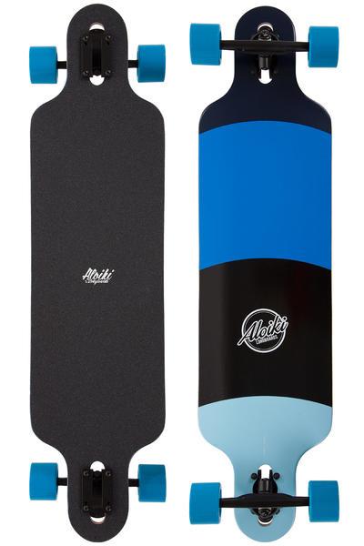 """Aloiki Blue 39.1"""" (99,3cm) Komplett-Longboard"""