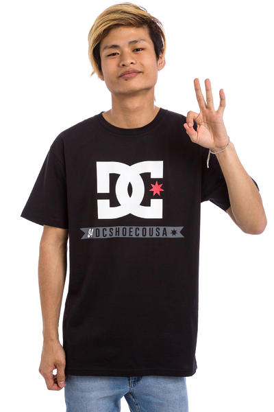 DC Flag Star T-Shirt (black)