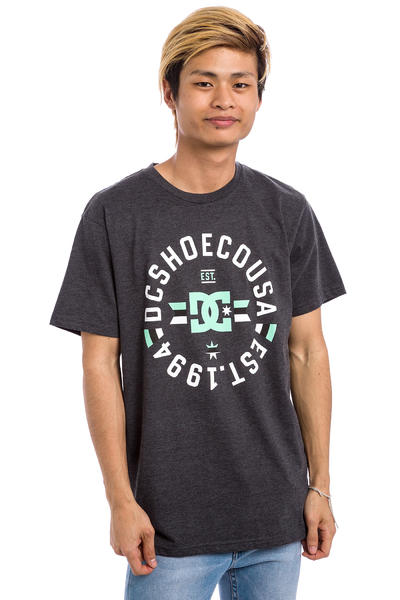 DC Emblem 1994 T-Shirt (dark heather grey)