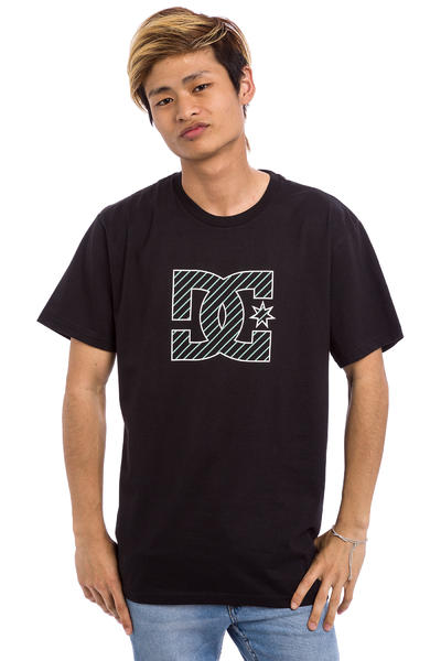 DC Fill Star T-Shirt (black)