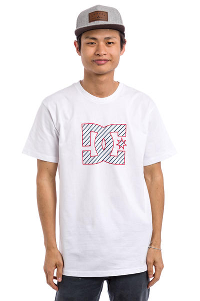 DC Fill Star T-Shirt (white)