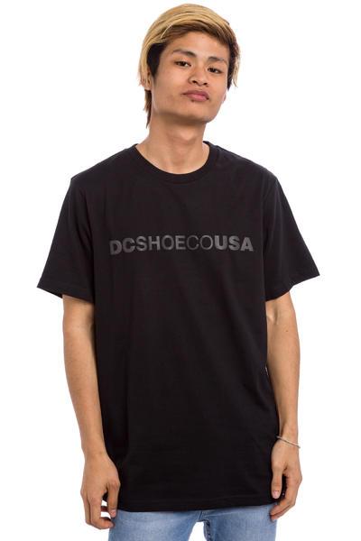 DC ShoeCoUSA T-Shirt (black black)