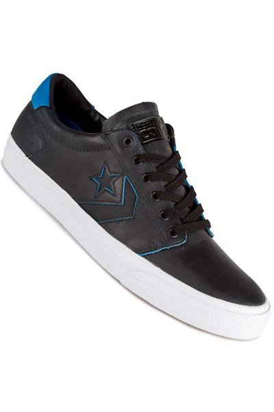 Converse CONS KA3 Shoe (black spray paint blue yellow)