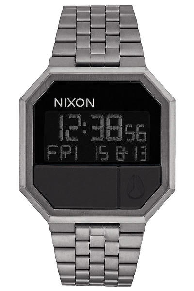 Nixon The Re-Run Watch (all gunmetal)