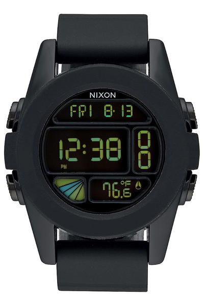 Nixon The Unit Watch (black hp)