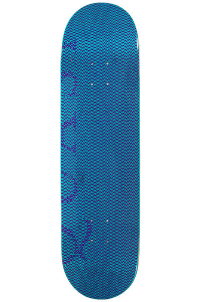 "Quasi Skateboards Magic Eye 8.375"" Deck (teal)"