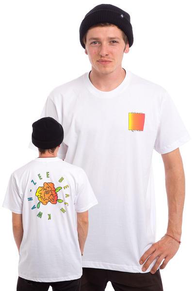 Quasi Skateboards Boogie Camiseta (white)