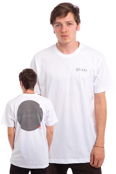Quasi Skateboards Boom Camiseta (white)