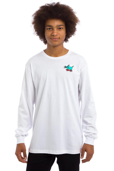 Quasi Skateboards Sk8dog Longsleeve (white)