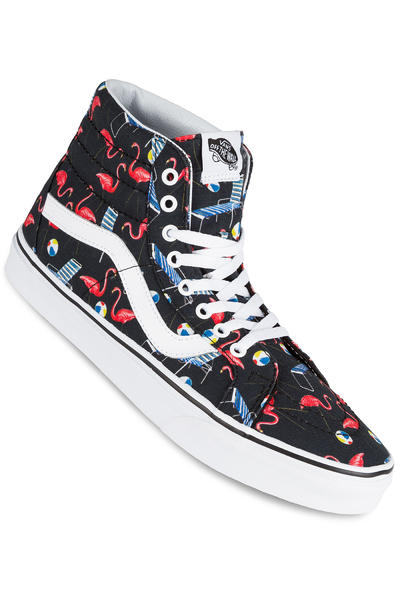 Vans Sk8-Hi Reissue Schuh (pool vibes black true white)