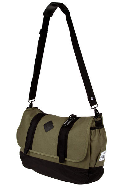 Element Quest Messenger Bag 18L (green moss)