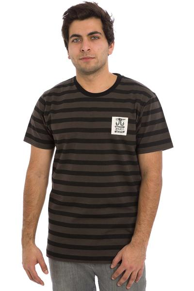 Anuell Thommy T-Shirt (black stripes)