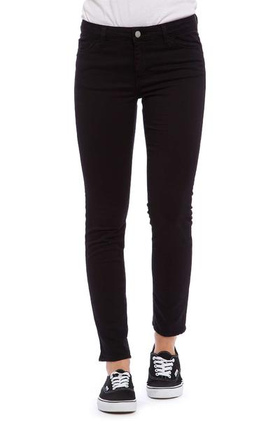 Carhartt WIP W' Anny Ankle Pant Taos Hose women (black)