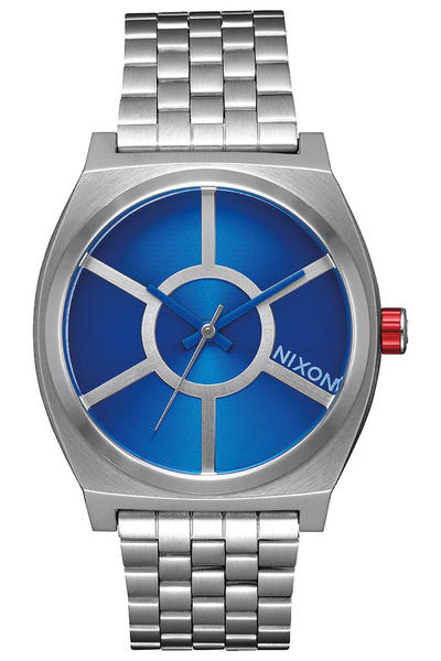 Nixon x Star Wars R2D2 The Time Teller Uhr (blue)