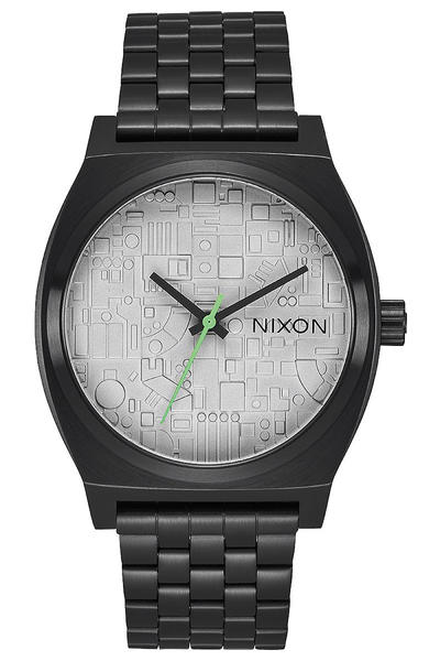 Nixon x Star Wars Death Star The Time Teller Watch (black)