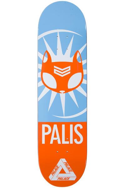 "PALACE SKATEBOARDS Palis 8.375"" Planche Skate (blue orange)"