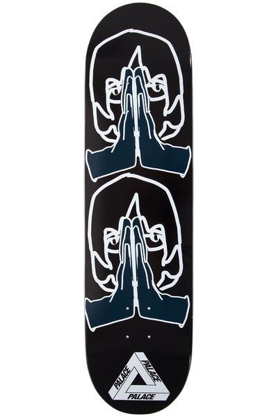 """PALACE SKATEBOARDS Knight 8.4"""" Planche Skate (black)"""