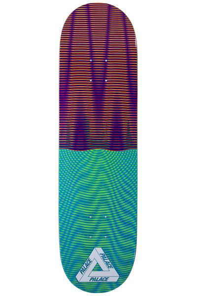 """PALACE SKATEBOARDS Trippy Stick 8.5"""" Deck (purple blue)"""