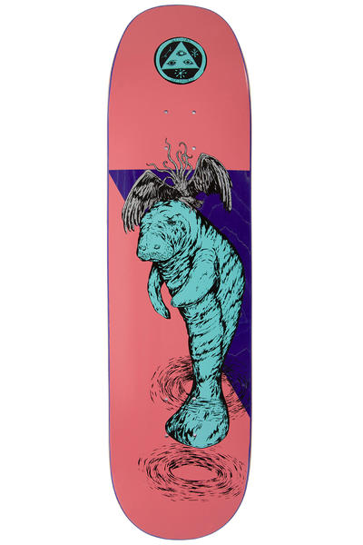 "Welcome Mermaid 8.5"" Tabla (coral)"