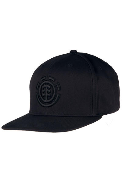 Element Knutsen Snapback Cap (flint black)