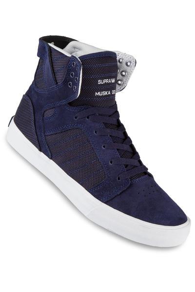 Supra Skytop Suede Shoe (navy)