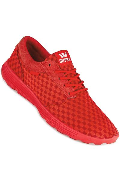 Supra Hammer Run Shoe (all red)