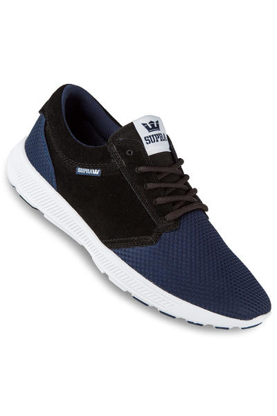 Supra Hammer Run Shoe (navy black white)