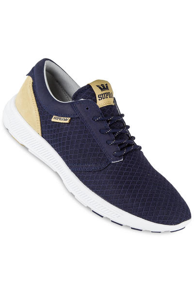 Supra Hammer Run Schuh (navy hemp white)