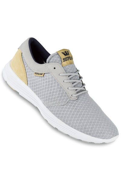 Supra Hammer Run Shoe (greyviolet hemp white)