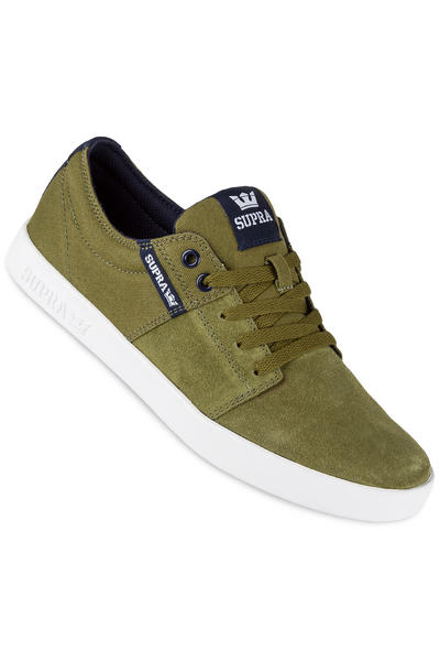 Supra Stacks II Shoe (olive navy white)