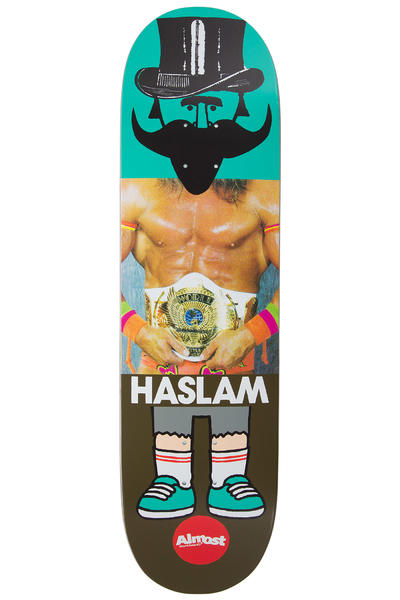 "Almost Haslam Remix Dude Impact Light 8.5"" Deck (multi)"