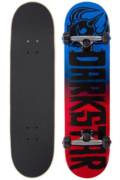 "Darkstar Block 8"" Complete-Board (blue red)"