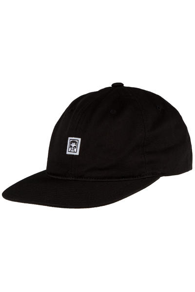 Obey Eighty Nine 6 Panel Cap (black)