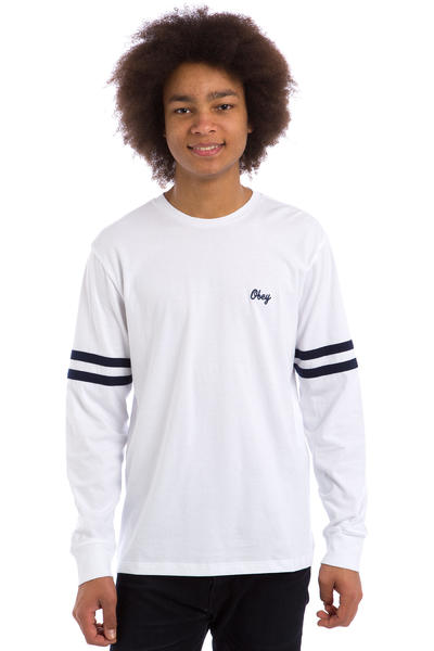 Obey Era Longsleeve (white)