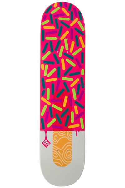 "SK8DLX Icecream 7.5"" Deck (multi)"
