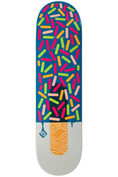 "SK8DLX Icecream 8.25"" Deck (multi)"