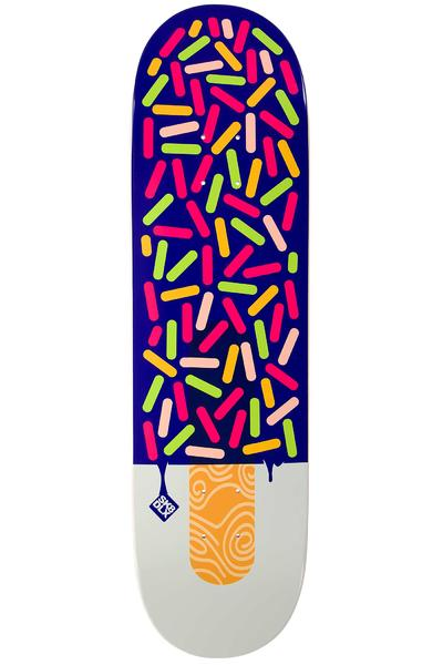 "SK8DLX Icecream 8.5"" Deck (multi)"