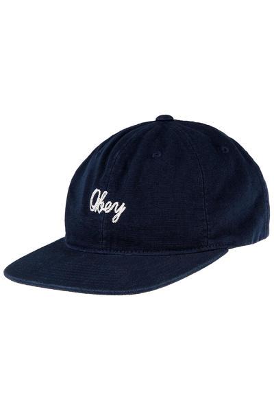 Obey Bridgeport 6 Panel Cap (navy)