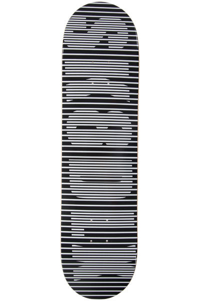 "SK8DLX Stripe Series 8"" Deck (black)"