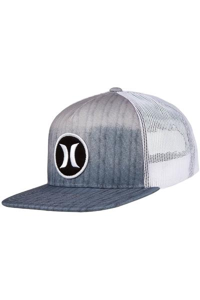 Hurley Block Party Hyper Flow Trucker Cap (wolf grey)