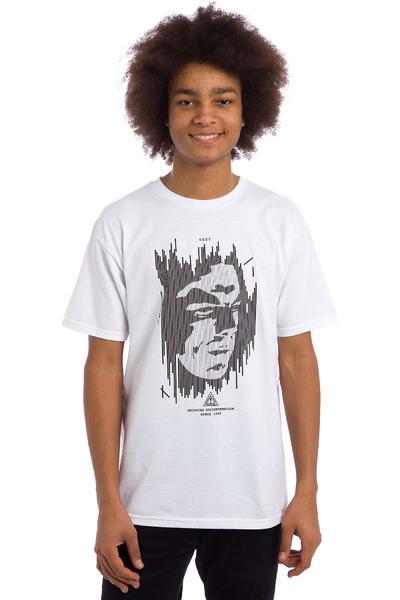 Obey Decoding Disinfo Premium T-Shirt (white)