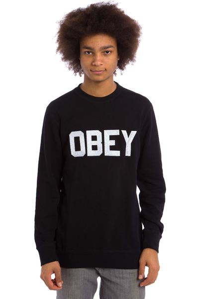 Obey Fordam Sweatshirt (black)