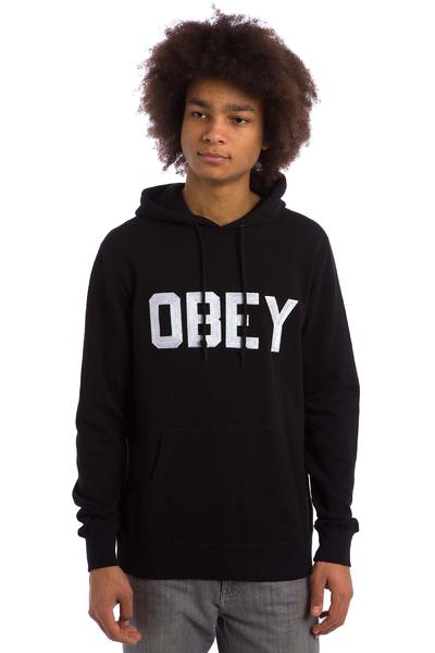 Obey Fordam Hoodie (black)