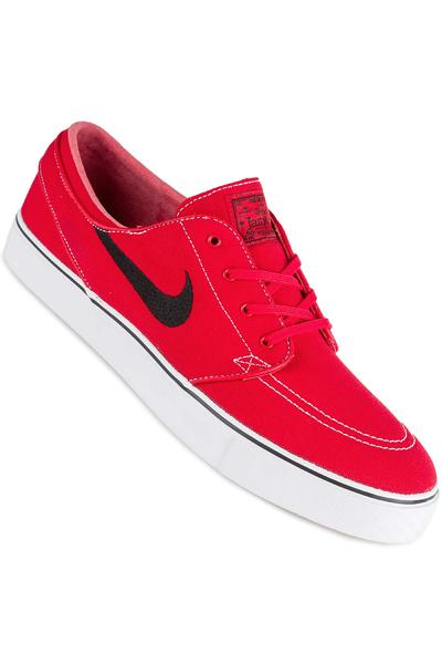 Nike SB Zoom Stefan Janoski Canvas Schuh (university red black)