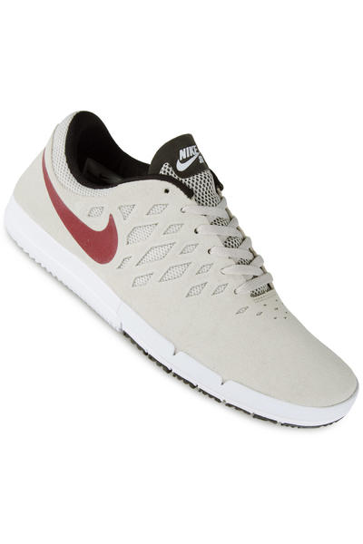 Nike SB Free Schuh (light bone team red)