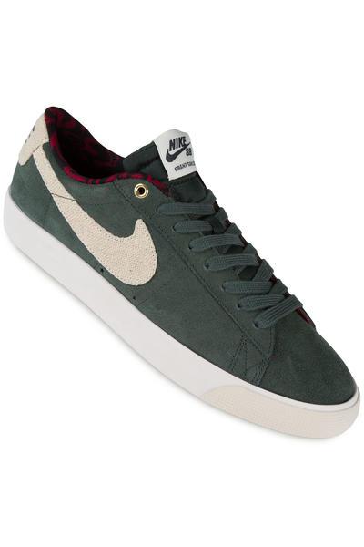 Nike SB Blazer Low Grant Taylor Schuh (grove green phantom)