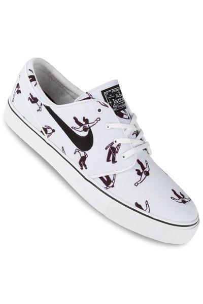 Nike SB Zoom Stefan Janoski Canvas Premium Schuh (white black mcfetridge)