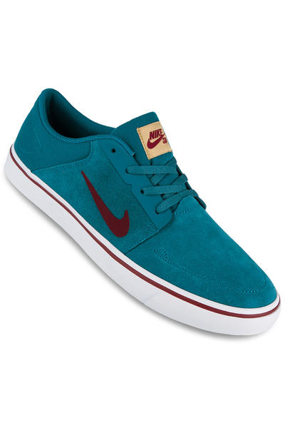 Nike SB Portmore Shoe (abyss team red)